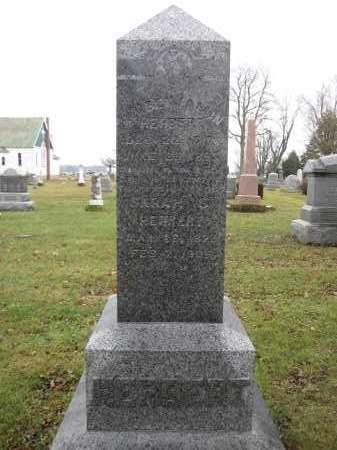HERBERT, BENJAMIN - Union County, Ohio | BENJAMIN HERBERT - Ohio Gravestone Photos