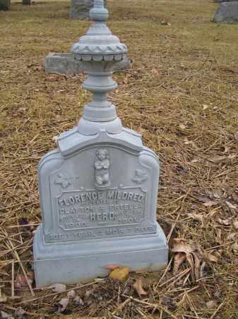 HERD, FLORENCE MILDRED - Union County, Ohio | FLORENCE MILDRED HERD - Ohio Gravestone Photos