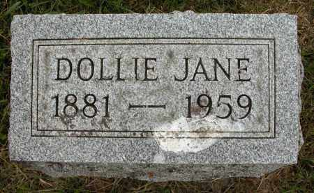 HERRIOTT, DOLLIE JANE - Union County, Ohio | DOLLIE JANE HERRIOTT - Ohio Gravestone Photos