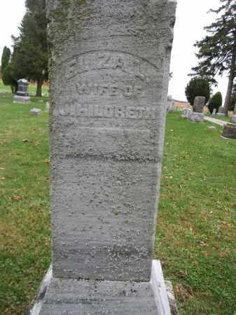 HILDRETH, ELIZA - Union County, Ohio | ELIZA HILDRETH - Ohio Gravestone Photos