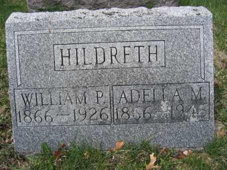 HILDRETH, WILLIAM P. - Union County, Ohio | WILLIAM P. HILDRETH - Ohio Gravestone Photos