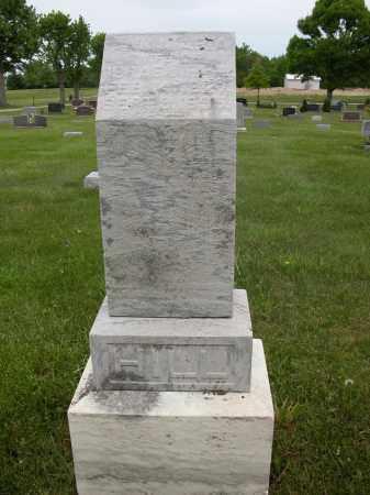 HILL, ANN MARIA - Union County, Ohio | ANN MARIA HILL - Ohio Gravestone Photos