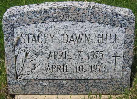 HILL, STACEY DAWN - Union County, Ohio   STACEY DAWN HILL - Ohio Gravestone Photos