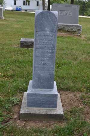 HINDERER, CAROLINE - Union County, Ohio | CAROLINE HINDERER - Ohio Gravestone Photos