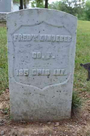 HINDERER, FRED K. - Union County, Ohio | FRED K. HINDERER - Ohio Gravestone Photos