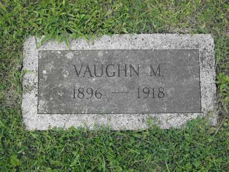 HINES, VAUGHN M. - Union County, Ohio | VAUGHN M. HINES - Ohio Gravestone Photos