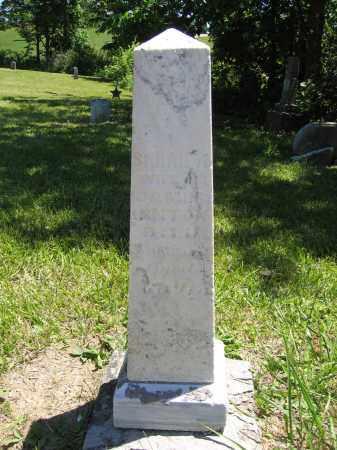 HINTON, SARAH A. - Union County, Ohio   SARAH A. HINTON - Ohio Gravestone Photos