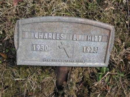 HITT, CHARLES E. - Union County, Ohio | CHARLES E. HITT - Ohio Gravestone Photos