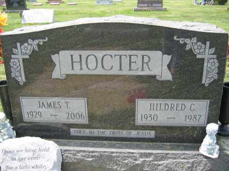 HOCTER, HIDRED C. - Union County, Ohio | HIDRED C. HOCTER - Ohio Gravestone Photos