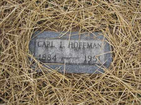 HOFFMAN, CARL L. - Union County, Ohio | CARL L. HOFFMAN - Ohio Gravestone Photos
