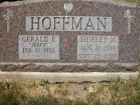 HOFFMAN, SHIRLEY M. - Union County, Ohio | SHIRLEY M. HOFFMAN - Ohio Gravestone Photos