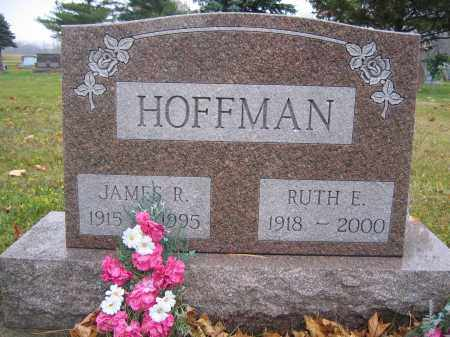 HOFFMAN, JAMES R. - Union County, Ohio | JAMES R. HOFFMAN - Ohio Gravestone Photos