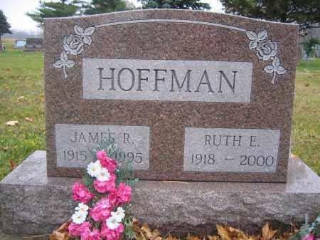 HOFFMAN, RUTH E. - Union County, Ohio | RUTH E. HOFFMAN - Ohio Gravestone Photos