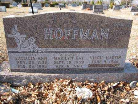 HOFFMAN, MARILYN KAY - Union County, Ohio | MARILYN KAY HOFFMAN - Ohio Gravestone Photos