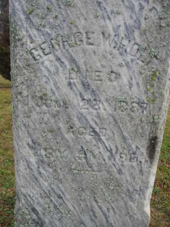 HOLT, GEORGE W. - Union County, Ohio | GEORGE W. HOLT - Ohio Gravestone Photos