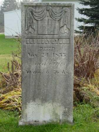HOLYCROSS, ELI - Union County, Ohio | ELI HOLYCROSS - Ohio Gravestone Photos