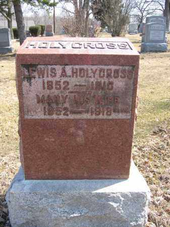 HOLYCROSS, MARY - Union County, Ohio | MARY HOLYCROSS - Ohio Gravestone Photos