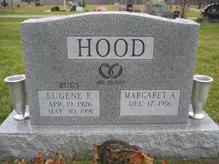 HOOD, EUGENE F. - Union County, Ohio | EUGENE F. HOOD - Ohio Gravestone Photos