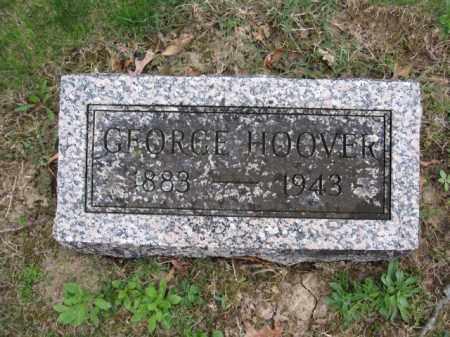 HOOVER, GEORGE - Union County, Ohio | GEORGE HOOVER - Ohio Gravestone Photos