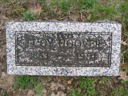 HOOVER, LUCY - Union County, Ohio   LUCY HOOVER - Ohio Gravestone Photos