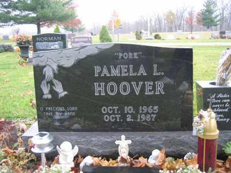HOOVER, PAMELA L. - Union County, Ohio | PAMELA L. HOOVER - Ohio Gravestone Photos