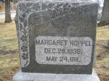 HOPPEL, MARGARET - Union County, Ohio | MARGARET HOPPEL - Ohio Gravestone Photos