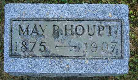 HOUPT, MAY R. - Union County, Ohio | MAY R. HOUPT - Ohio Gravestone Photos