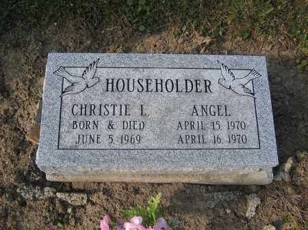 HOUSEHOLDER, CHRISTIE L. - Union County, Ohio | CHRISTIE L. HOUSEHOLDER - Ohio Gravestone Photos