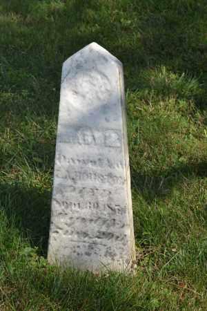 HOUSTON, MARY M. - Union County, Ohio | MARY M. HOUSTON - Ohio Gravestone Photos