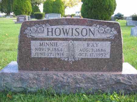 HOWISON, MINNIE - Union County, Ohio | MINNIE HOWISON - Ohio Gravestone Photos