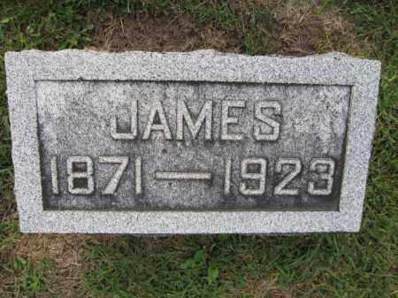 HOY, JAMES - Union County, Ohio | JAMES HOY - Ohio Gravestone Photos