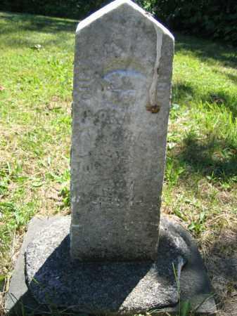 HUBBARD, CHARLES - Union County, Ohio   CHARLES HUBBARD - Ohio Gravestone Photos