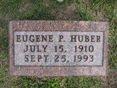 HUBER, EUGENE P. - Union County, Ohio   EUGENE P. HUBER - Ohio Gravestone Photos