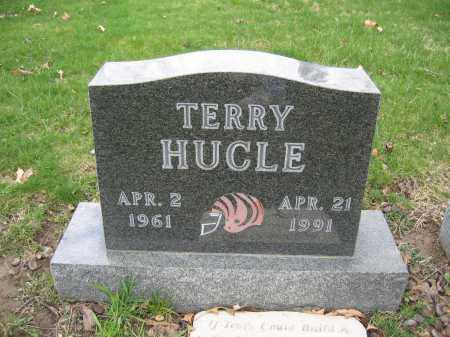 HUCLE, TERRY - Union County, Ohio | TERRY HUCLE - Ohio Gravestone Photos