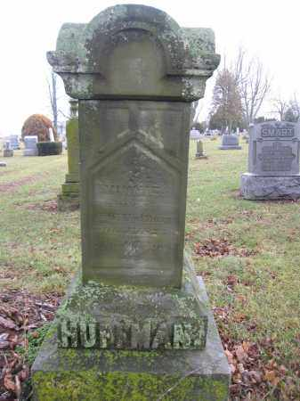 HUFFMAN, C.W. - Union County, Ohio | C.W. HUFFMAN - Ohio Gravestone Photos