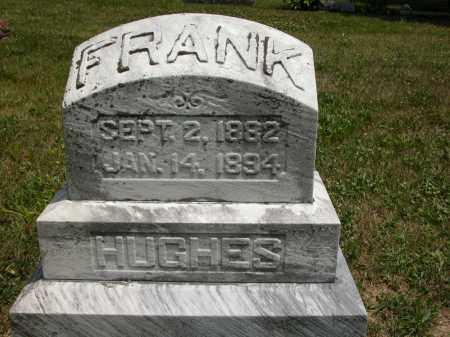HUGHES, FRANK - Union County, Ohio | FRANK HUGHES - Ohio Gravestone Photos