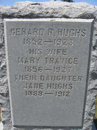 HUGHS, GERARD R. - Union County, Ohio | GERARD R. HUGHS - Ohio Gravestone Photos