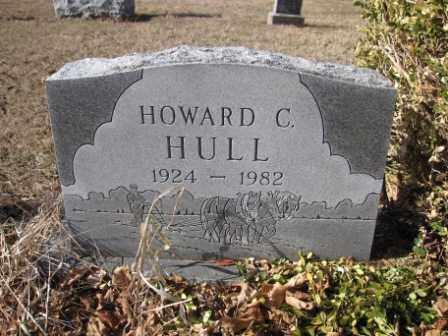 HULL, HOWARD C. - Union County, Ohio | HOWARD C. HULL - Ohio Gravestone Photos