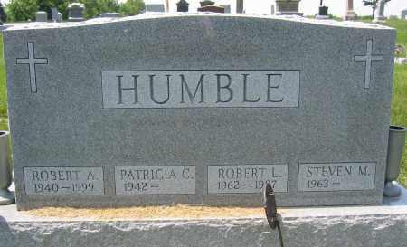 HUMBLE, ROBERT L. - Union County, Ohio | ROBERT L. HUMBLE - Ohio Gravestone Photos