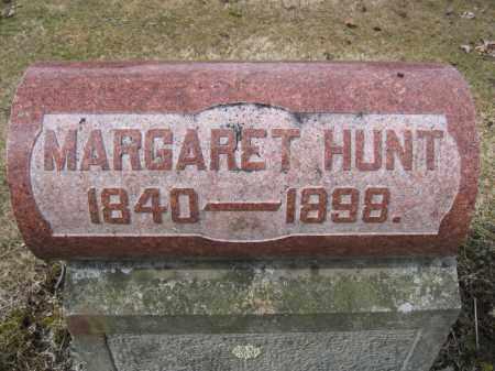 HUNT, MARGARET - Union County, Ohio | MARGARET HUNT - Ohio Gravestone Photos