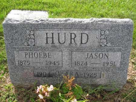 HURD, JASON - Union County, Ohio | JASON HURD - Ohio Gravestone Photos