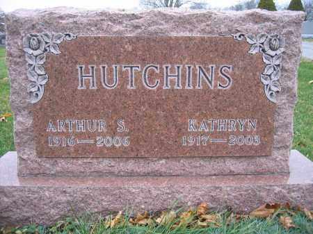 HUTCHINS, ARTHUR S. - Union County, Ohio | ARTHUR S. HUTCHINS - Ohio Gravestone Photos