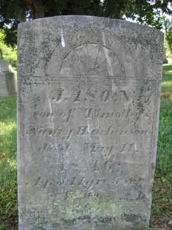 HUTCHINSON, JASON - Union County, Ohio | JASON HUTCHINSON - Ohio Gravestone Photos