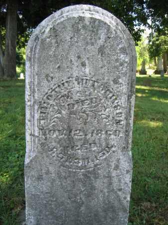 HUTCHINSON, TIMOTHY - Union County, Ohio   TIMOTHY HUTCHINSON - Ohio Gravestone Photos
