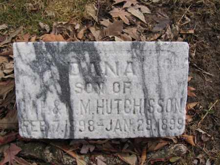 HUTCHISSON, DANA - Union County, Ohio   DANA HUTCHISSON - Ohio Gravestone Photos