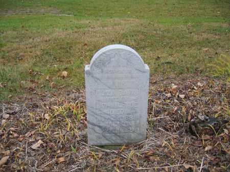 HYDE, ELIZA DAVIS - Union County, Ohio   ELIZA DAVIS HYDE - Ohio Gravestone Photos