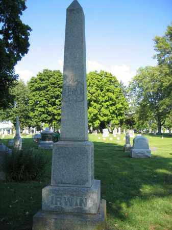 IRWIN, ELIZA B. - Union County, Ohio | ELIZA B. IRWIN - Ohio Gravestone Photos