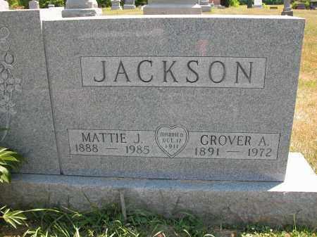 JACKSON, MARRIE J. - Union County, Ohio | MARRIE J. JACKSON - Ohio Gravestone Photos