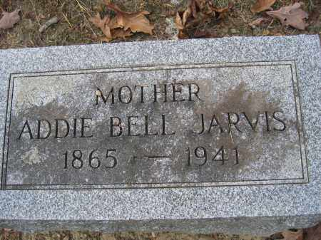 JARVIS, ADDIE BELL - Union County, Ohio | ADDIE BELL JARVIS - Ohio Gravestone Photos