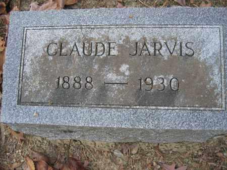 JARVIS, CLAUDE - Union County, Ohio | CLAUDE JARVIS - Ohio Gravestone Photos
